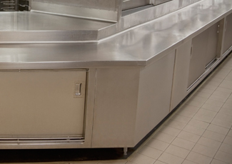 Stainless Steel Cabinets - Allison Park, PA