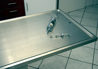 North Versailles, PA Patient Table