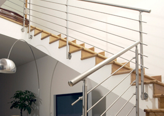 Stainless Steel Handrails - Ross Township, PA